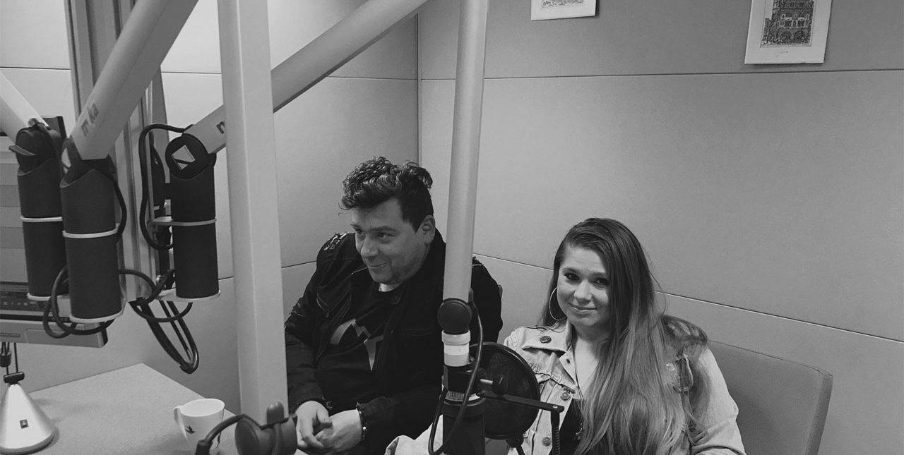 W sobotę Radosław Batoon Sentkiewicz i Bia Sadowska z Frywolnie.pl nagrywali audycję Dobry Seks z Anką Grzywacz