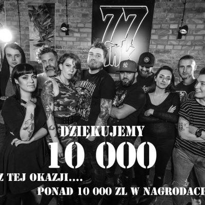 Konkurs z okazji 10000 fanów na facebook.pl !
